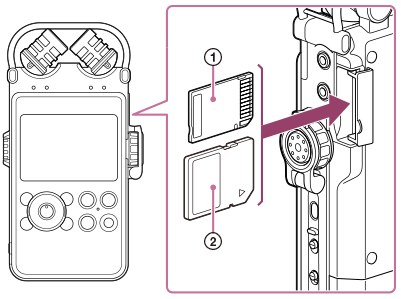 sony icd px333 help guide