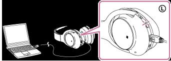 헤드셋 연결 이미지