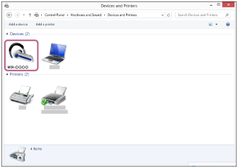 how to connect disconected audio device windows 8