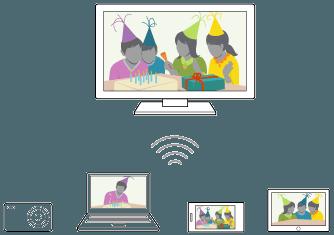 A  Wi‑Fi Direct  funkció engedélyezéséhez nyomja meg a HOME gombot 4177f4d57c